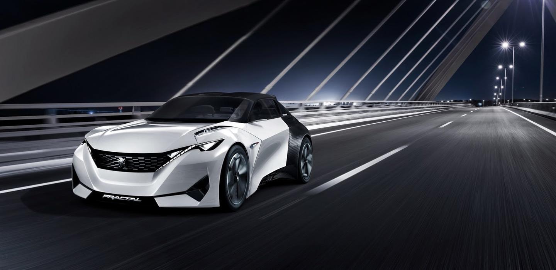 В будущее с Peugeot (13 фото)