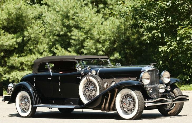 Разработанный в период Великой депрессии американской компанией Duesenberg Automobile & Motors Compa