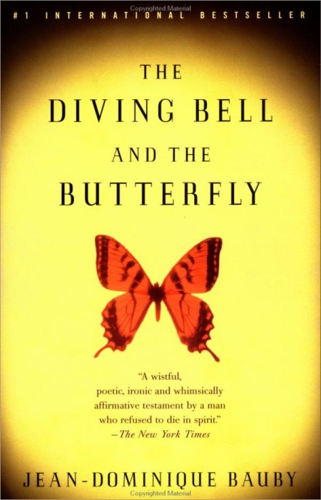 Книга « The Diving Bell and the butterfly »