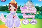 Корона для Софии Принцессы (Sofias Sparkly Tiara)