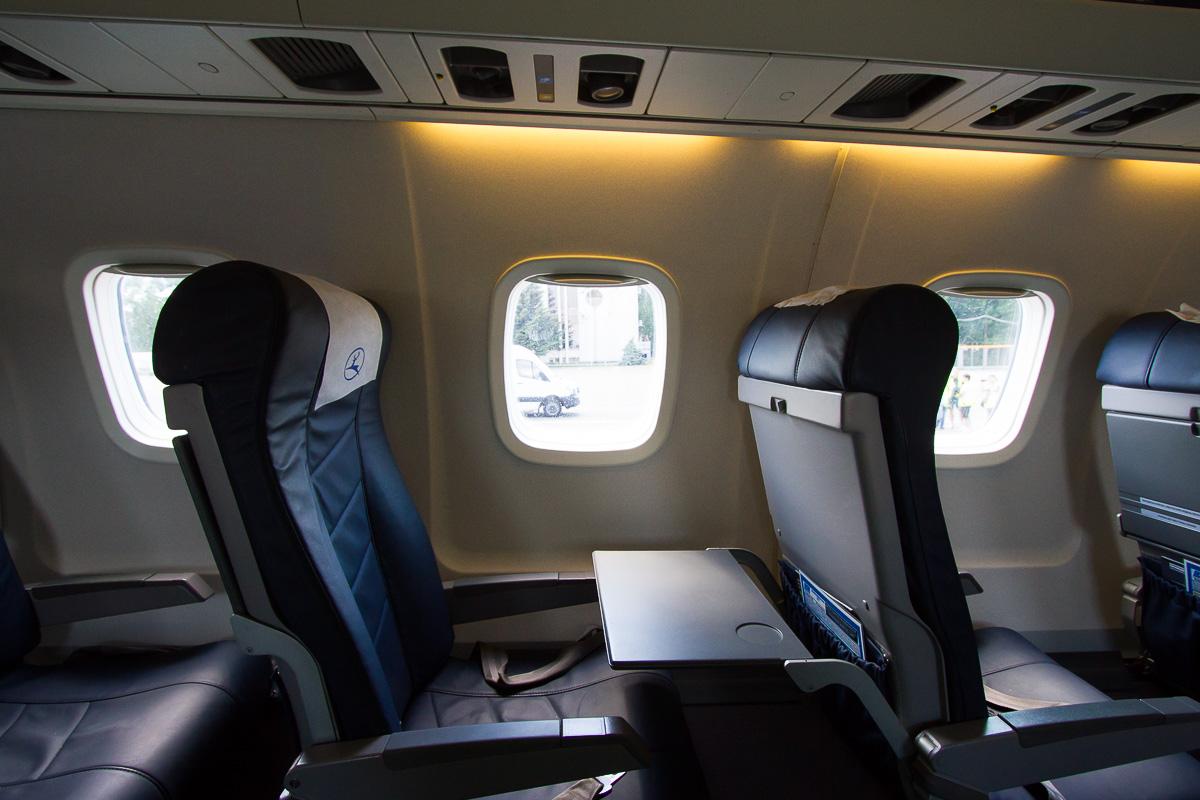 Первый рейс из Питера 23