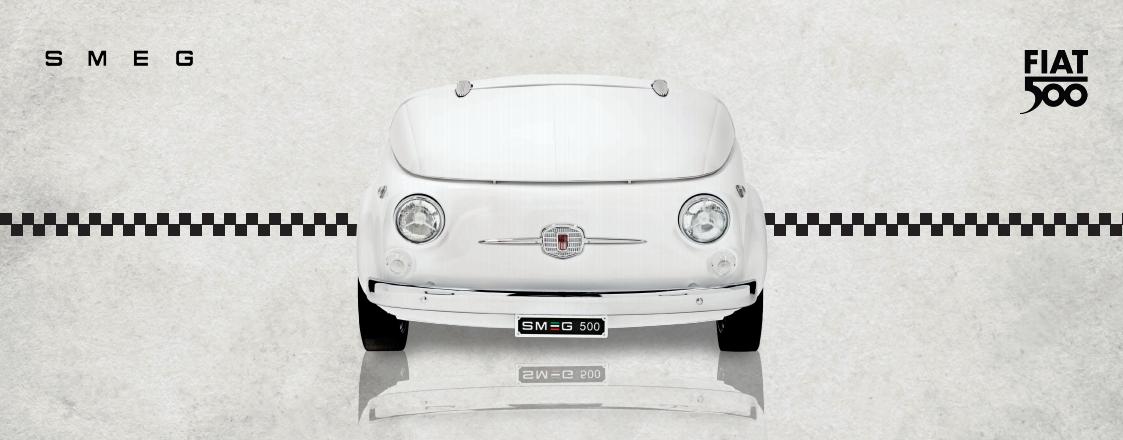 Барные холодильники SMEG FIAT 500 - каталог PDF на русском