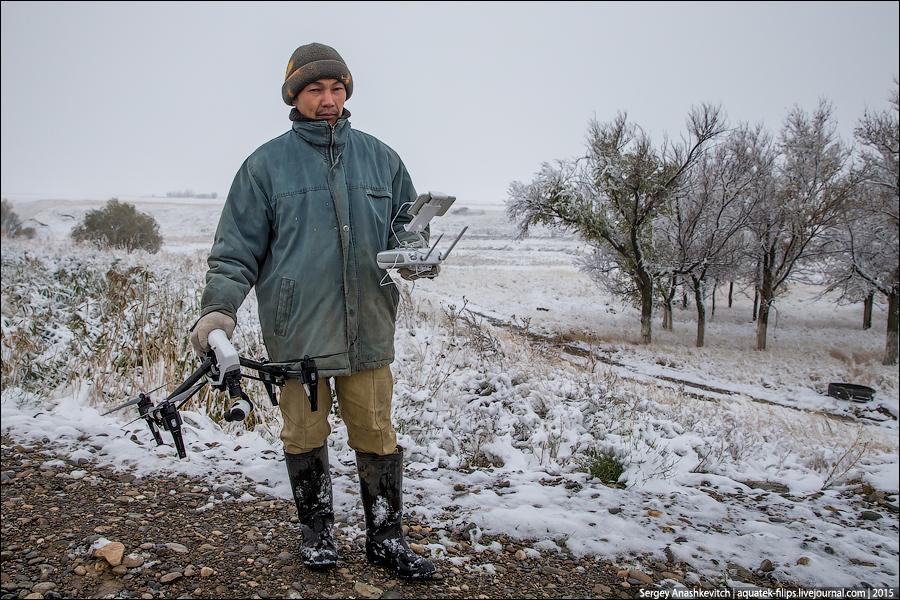 В Крыму запретили запускать дроны без разрешения