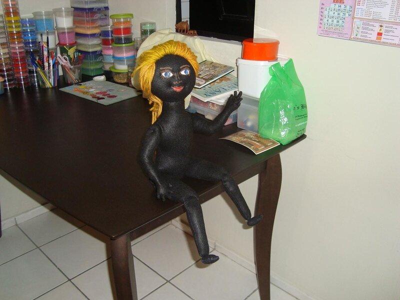 Кукла Варвара Бразильская в деталях, масштабе и подвижности