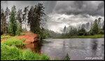 Река Оредеж