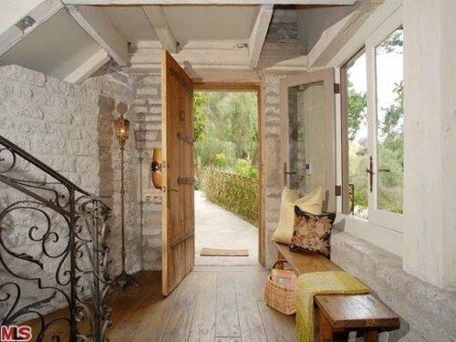 Интерьера загородного дома коттеджа