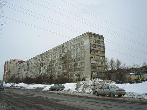 Белградская ул. 28к1