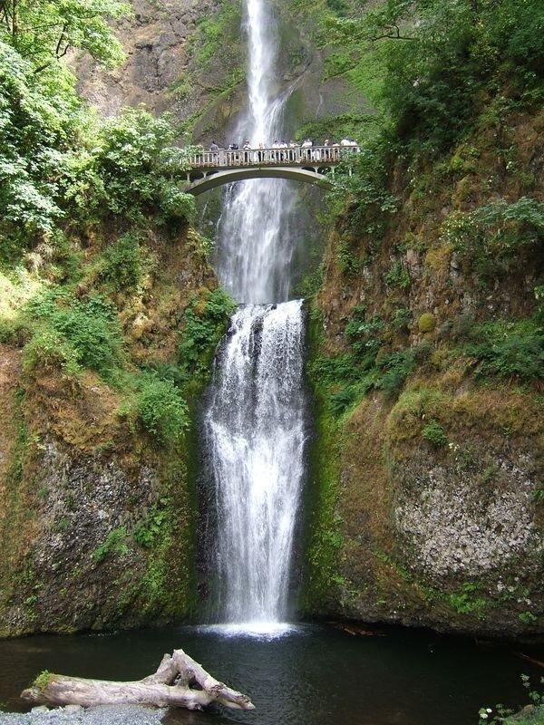 Водопад Мултнома