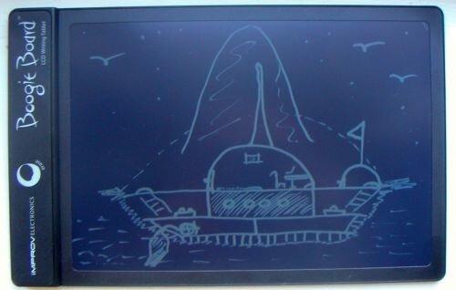 Попробовал нарисовать иллюстрацию к своему рассказу Глубокое море