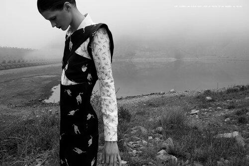 модели мода fashion story fashion  Пророк из Гонг Конга