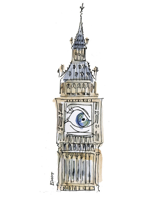 0014 London's eye