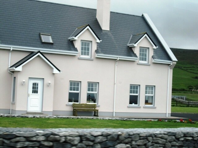 Ирландия, типичный дом