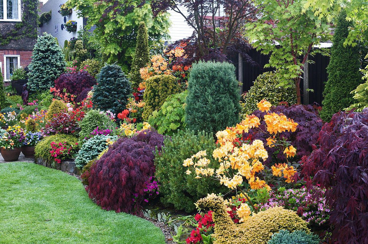 Ландшафтный дизайн 2006 все в сад