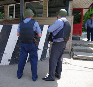 Приморские милиционеры в очередной раз продемонстрировали превосходную боевую подготовку
