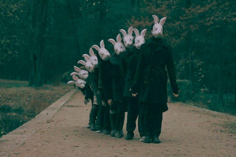 маски,автор Алена Белякова