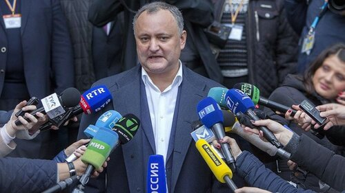 Кремль отказывается от Молдовы из-за высказываний Додона?