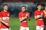 Спартак в Кубке России разгромил Волгу