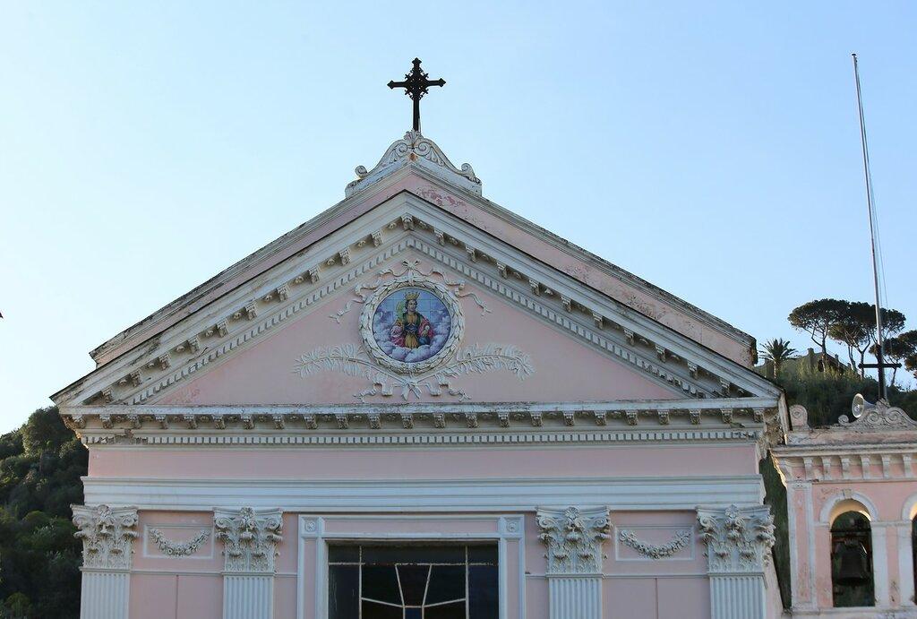 Church Of Santa Restituta (Chiesa di Santa Restituta), Lakko Ameno