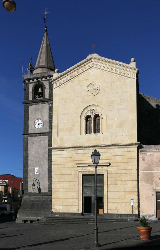 Church Of The Holy Spirit, Nicolosi