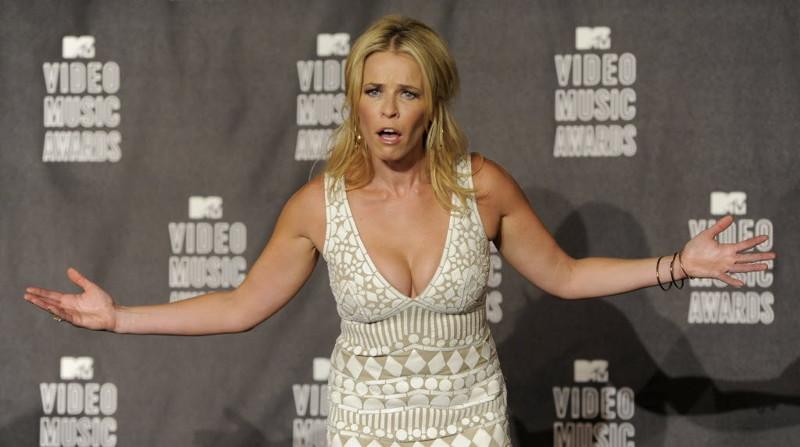 Американский комик и телеведущая грозила переездом в Испанию.