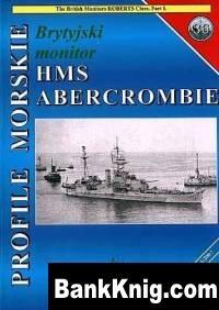 Книга BS - Profile Morskie. #036. Brytyjski monitor HMS Abercrombie