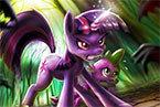Кантерлот Защита Маленькими Пони