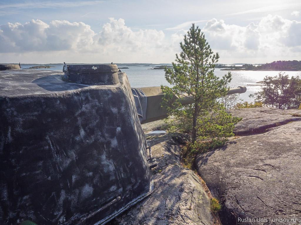 Остров крепость Oro