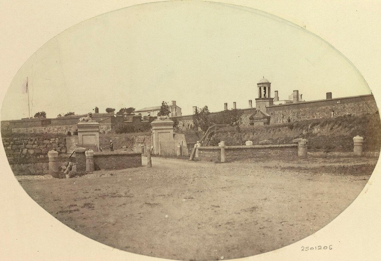 Замок Доброй Надежды, в который был заключен Кечвайо