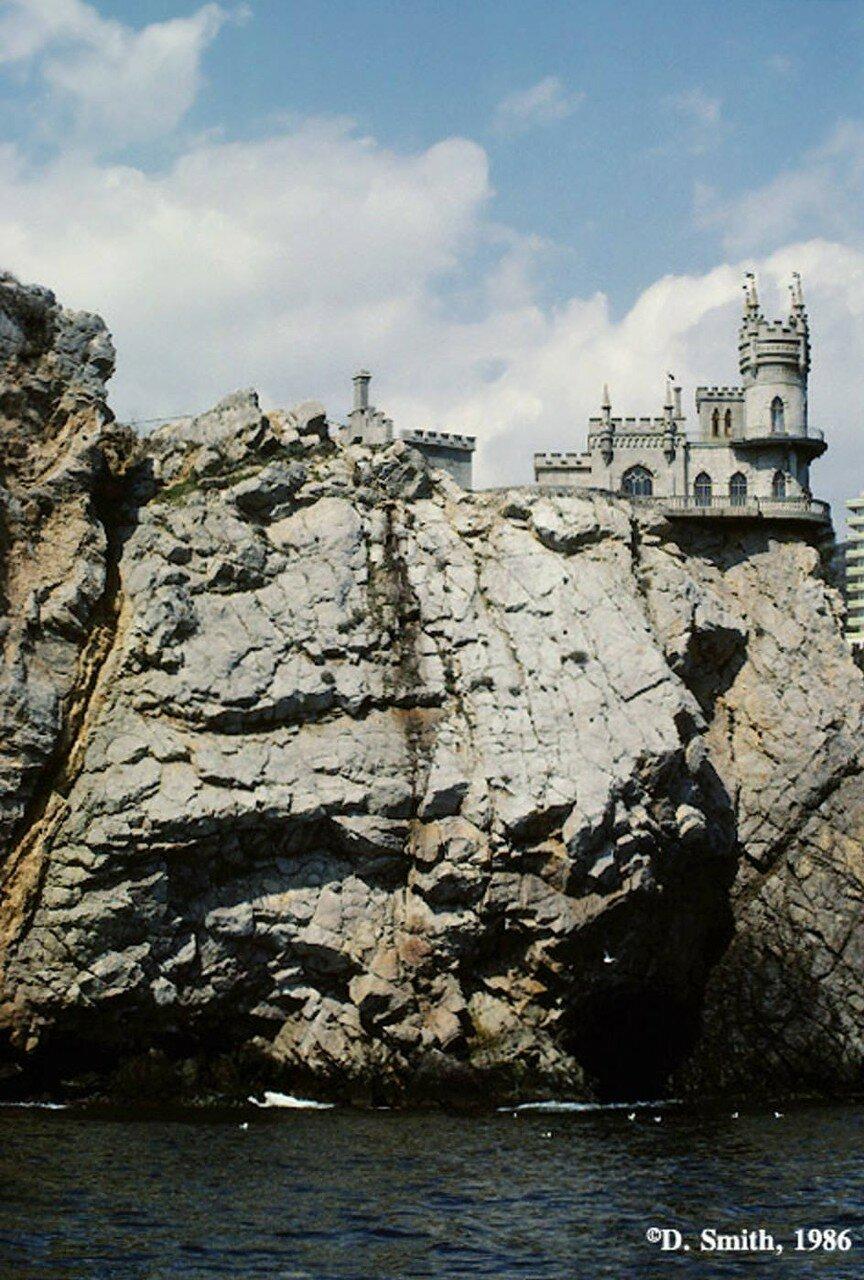 Крым. Гаспра. Ласточкино гнездо