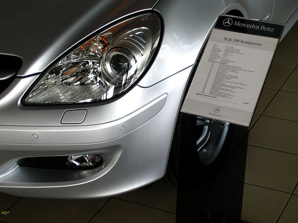 Mercedes-Benz SLK 200 Compressor
