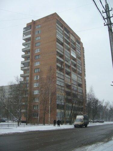 ул. Пограничника Гарькавого 1