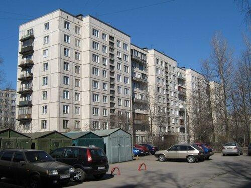 ул. Димитрова 20к3