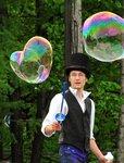 волшебник мыльных пузырей