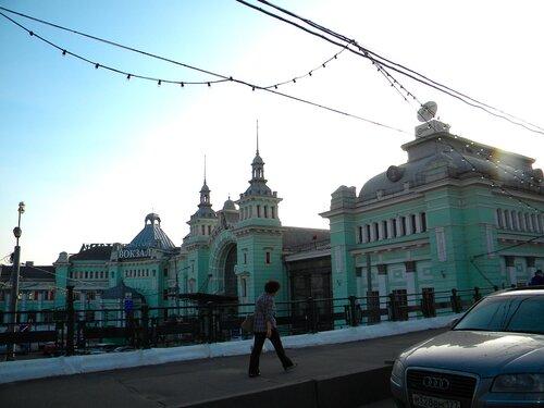 Белорусский вокзал*