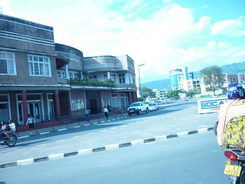 Бужумбура. Бурунди