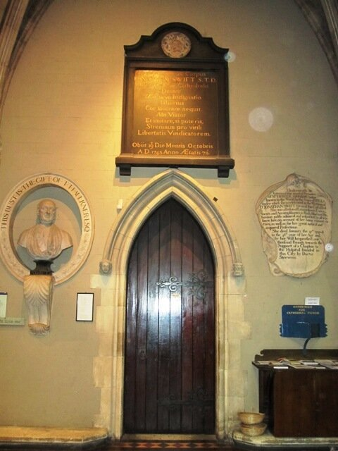Собор Святого Патрика, Дублин