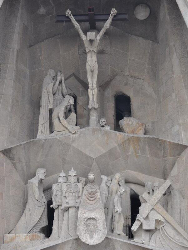 собор Саграда Фамилия