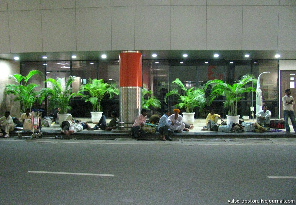 международный аэропорт Дели, Индия / India, Delhi International Airport