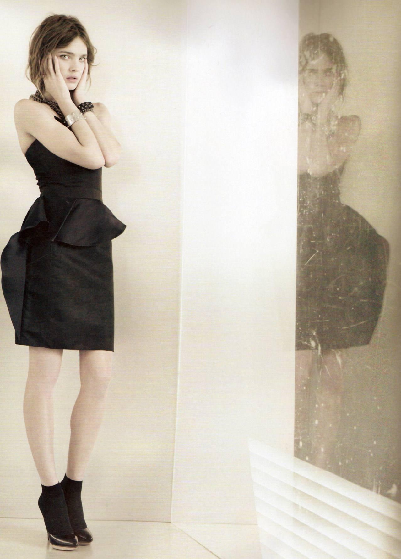 Наталья Водянова, фотограф Паоло Роверси / Natalia Vodianova by Paolo Roversi
