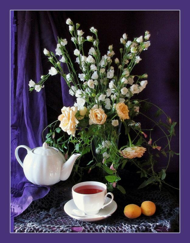 Чай и колокольчики