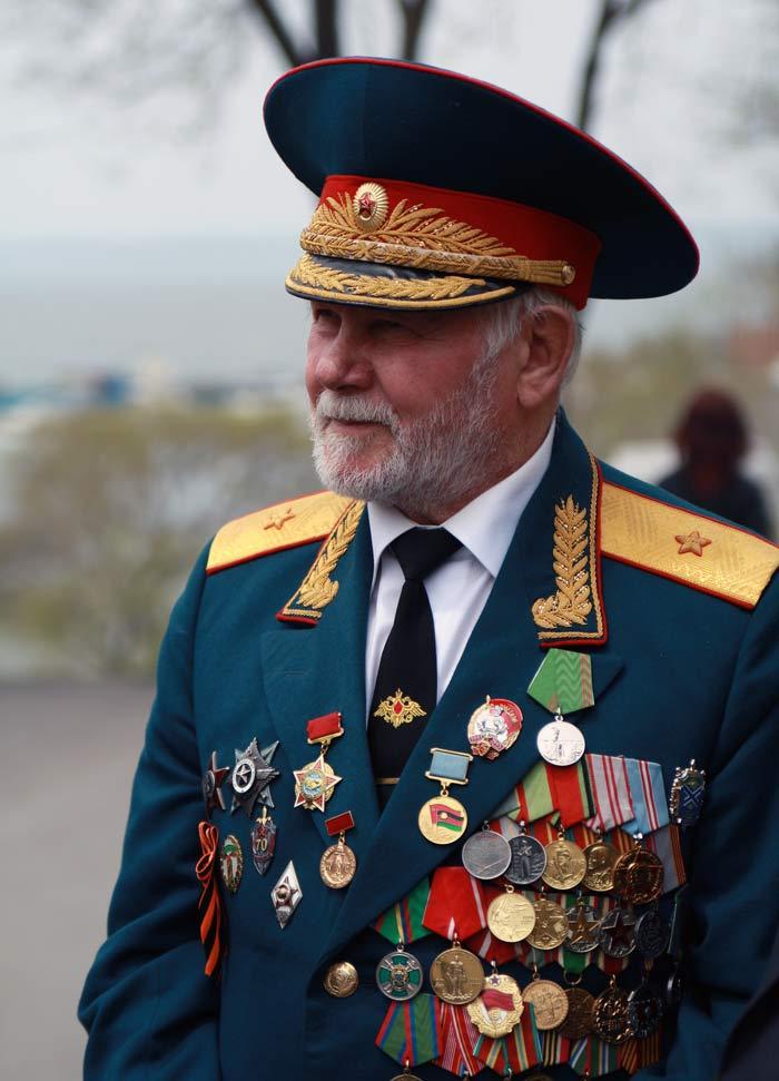 Во Владивостоке прошел праздник посвященный Дню пограничника (ФОТО)