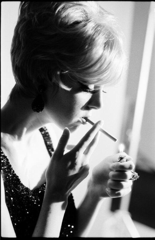Edie Sedgwick ретро звезда