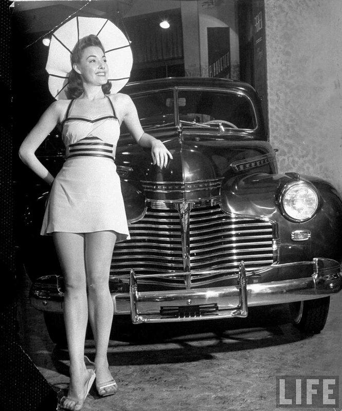 фотожурналист Alfred Eisenstaedt,New York, October 1940.