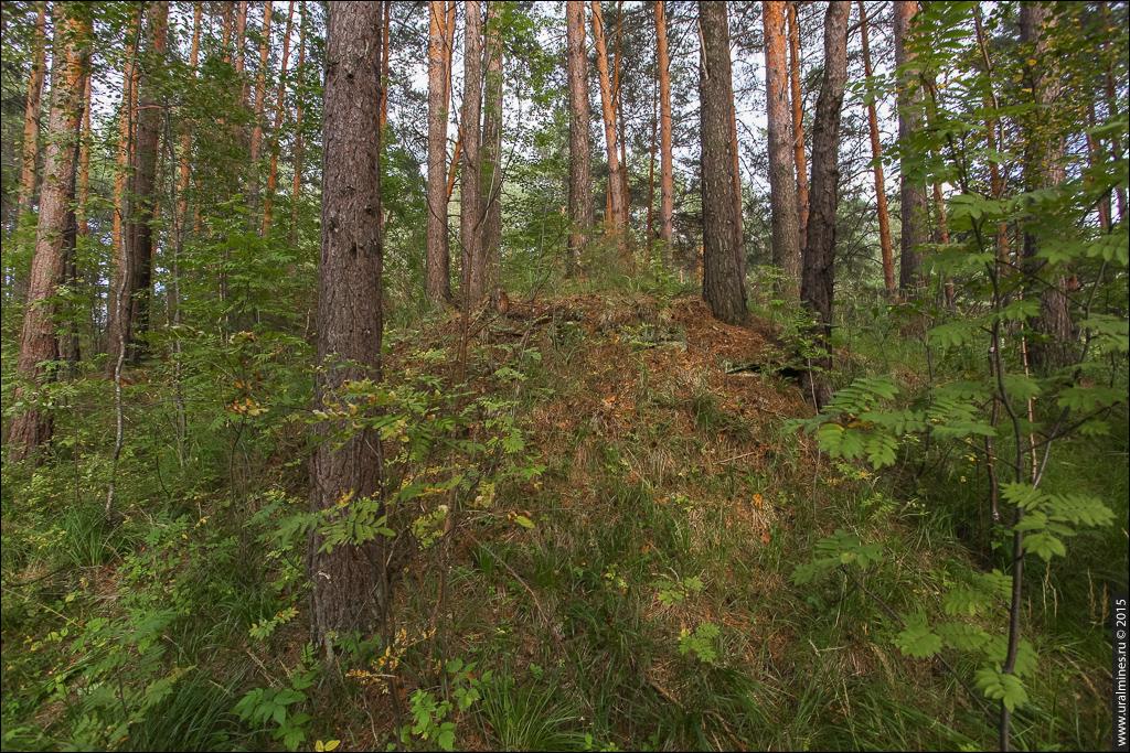 Черновский (Мраморский) железный рудник
