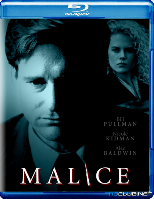 Готова на всё / Malice (1993/HDTVRip/HDRip)