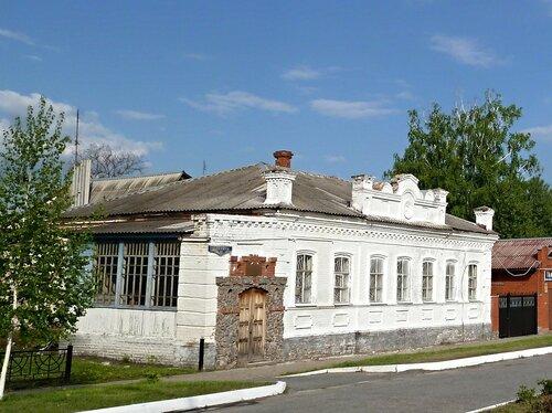 Дом жилой, Ленина, 45