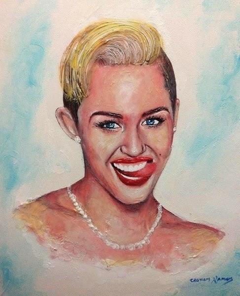Портреты знаменитостей, написанные зубной пастой 0 12cdeb 941c5326 orig