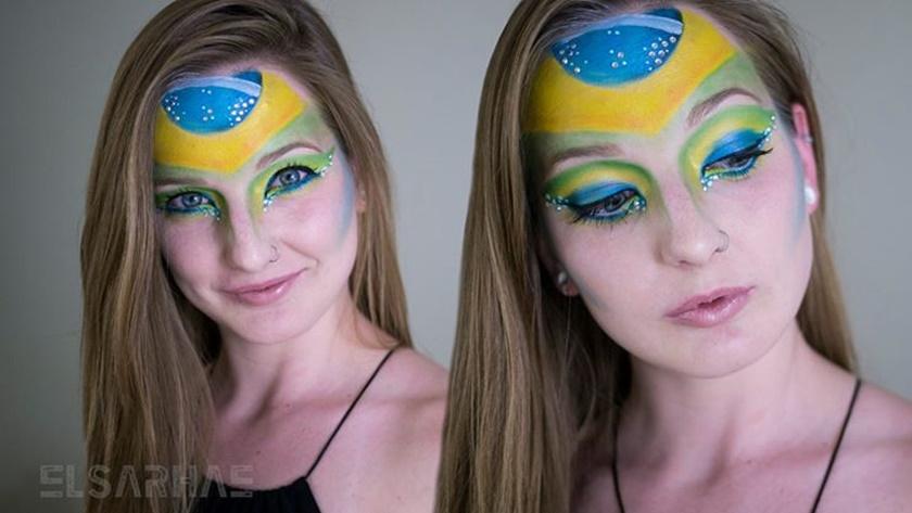 Девушка потрясающе меняет свое лицо с помощью макияжа 0 14225b a5e98e74 orig