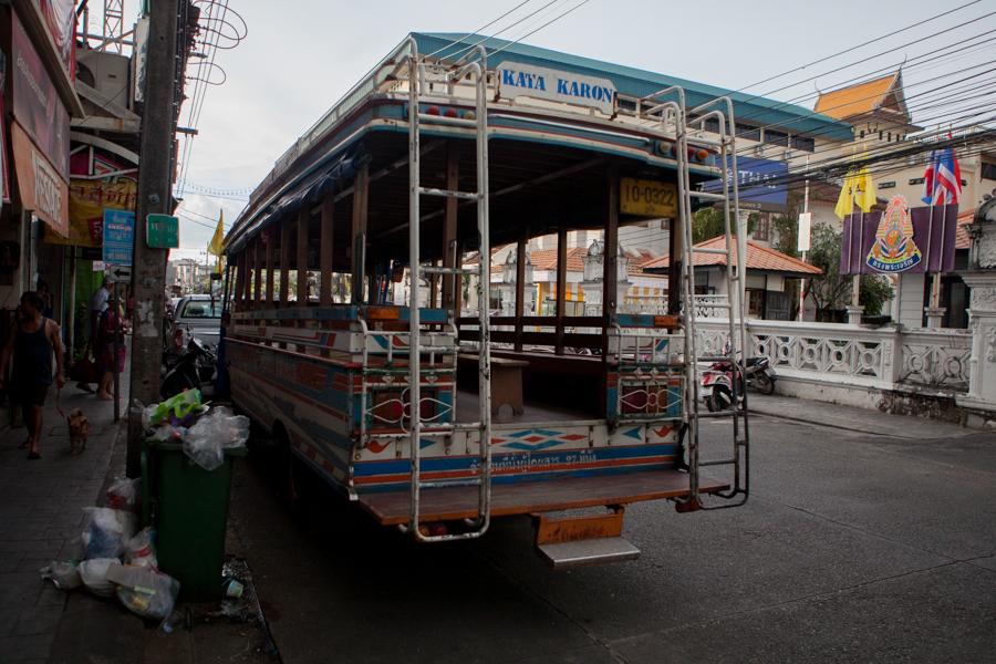 Пхукет-Таун. Тайланд.