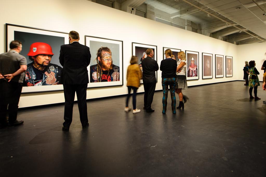 [суб]культура. Этническая новозеландская банда Mongrel Mob - в портретах  Джоно Ротмана / Jono Rotman